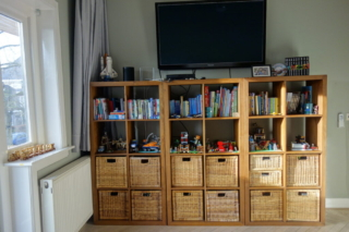 Organizing after relocation service