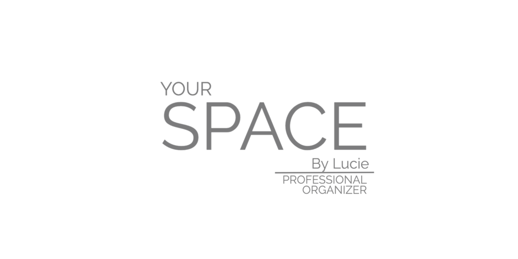 Your space by lucie, professional organizer and decluttering coach