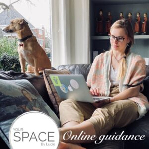 Your SPACE by Lucie online guidance